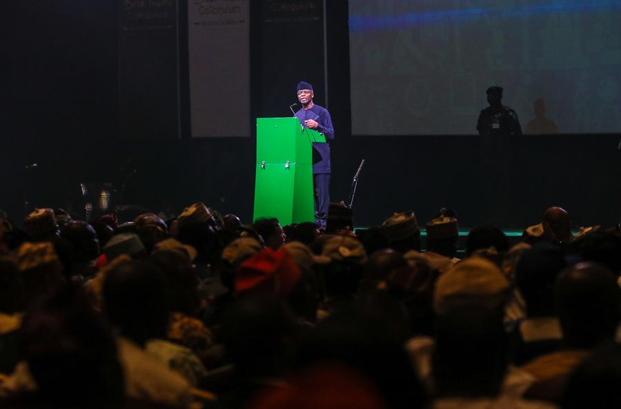 3. President, VP at 2018 Colloqium by NOVO ISIORO2