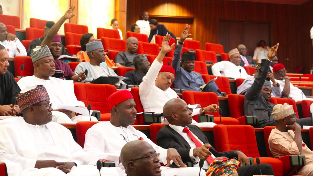 Nigerian-Senate-in-session