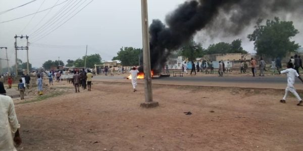 Angry youths protest in Katsina over insecurity as traditional rulers  consider relocating | FRONTLINE NEWS