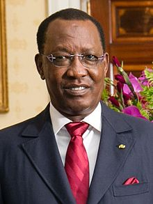 Idriss_Déby_at_the_White_House_in_2014